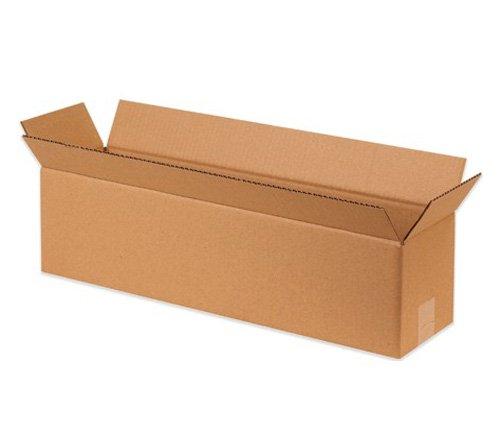 10 - Long Corrugated Boxes 48 x 12 x 12