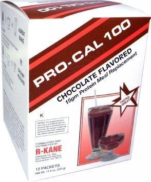 ProCal 100 Shakes - Good Health LLC (Chocolate)