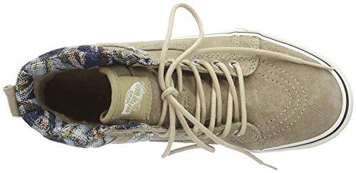 Vans Zapatillas abotinadas U Sk8-Hi Mte Beige