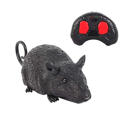 (Redvive Top Children Tricky Toys Infrared Induction Electric Remote Control Mouse Pet Toy)