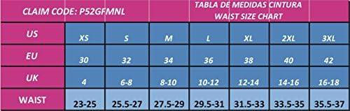 Girdle Faja for Women top Compression Braless Body Shaper Capri Lenght Below The Kn…