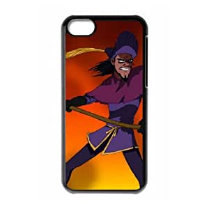 iPhone 5c Cell Phone Case Black Disney The Hunchback of Notre Dame Character Clopin Trouillefou cfh