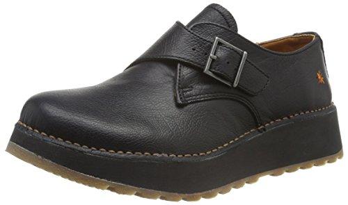 Art Heathrow Buckle - Zapatos con hebilla para mujer Negro