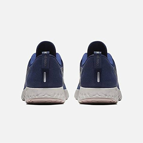 Homme Blue Obsidian 400 NIKE Multicolore Sneakers Diffused Taupe React Basses Void Black Legend ggTqI1