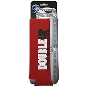 Double Can Cooler (Red)