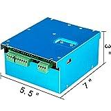 VEVOR Laser Tube 50W Glass Laser Tube 800mm
