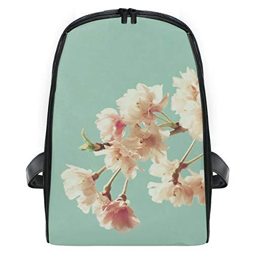 - Cherry Blossom Floral School Backpack For Boys Kids Preschool School Bag Toddler Bookbag
