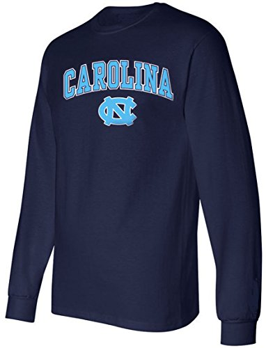 North Carolina Tarheels Shirt T-Shirt Basketball Jersey Apparel Decal University - Jersey Gardens Map