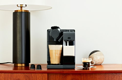 Nespresso Lattissima Touch Original Espresso Machine with Milk Frother by De'Longhi, Washed Black by DeLonghi (Image #6)