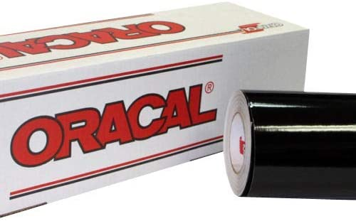 "19 Rolls 24/"" x 5 feet Oracal 651 Vinyl for Craft Cutter free 3M Squeege Blue"