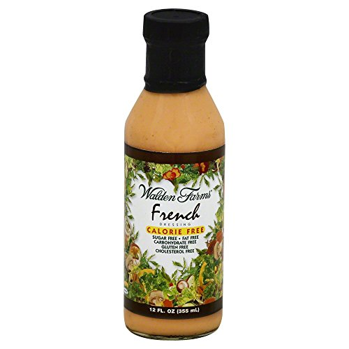 Calories French Dressing - Walden Farms Calorie Free Dressing French 12 Fl Oz(pack 6)