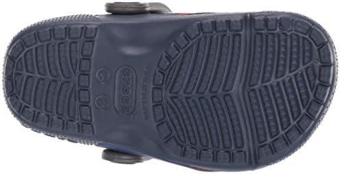 Girls Slip on Water Shoes for Boys Crocs Kids Fun Lab Marvel Multi Clog