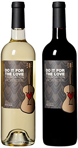 2013 Do It For The Love by Ca' Momi Select California Mixed Pack 2 x 750 mL (Musical Wish Granting Foundation)