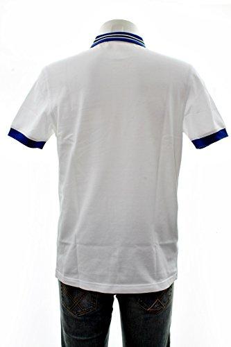 Fred Perry Herren Poloshirt weiß Bianco