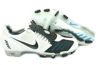 Nike Total 90 Laser II FG LTD White/Black Size 13