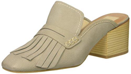 Dolce Vita Women's Katina Mule, Grey Nubuck, 7 M US