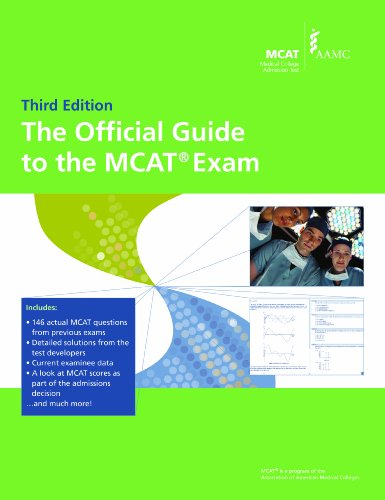 The Official Guide to the MCAT® Exam, 3rd Edition (Official Guide to the Mcat Exam)