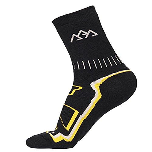 Noga Coolmax Men 3-pack Outdoor Mountaineering Socks Sports Warm Socks Absorb Moisture Permeability Climbing Thick Warm Socks santo