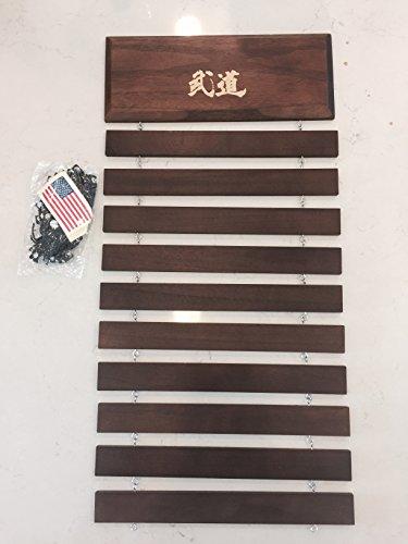10 karate belt display - 8