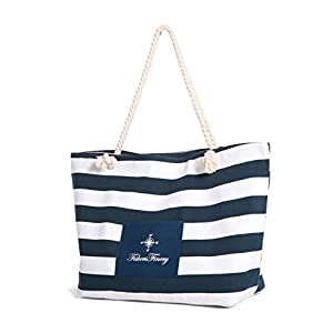 Fishers Finery Day At the Beach Beach Bag