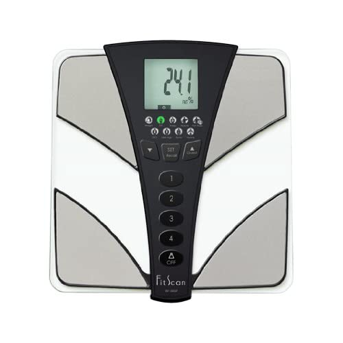 Image of Health and Household Tanita BC-585F FitScan Body Composition Monitor