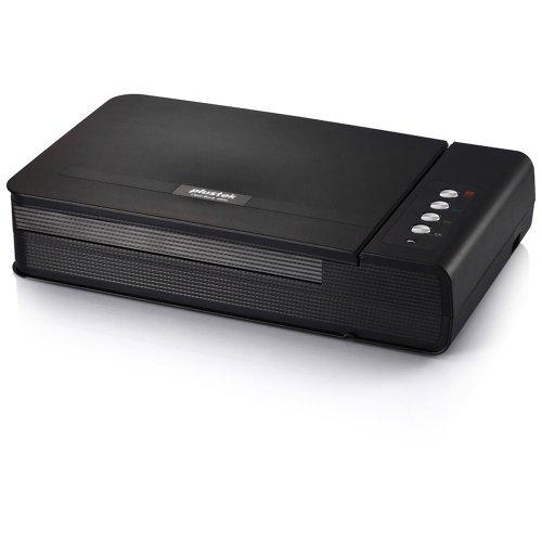 Plustek OpticBook 4800 Flatbed Scanner. OPTICBOOK ...