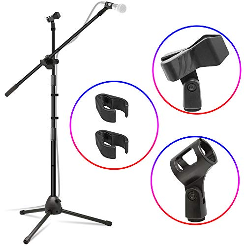 10 best studio mic stand and shield for 2020