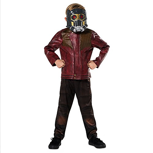 Marvel Star-Lord Costume for Kids - Guardians of The Galaxy Vol. 2 Size -