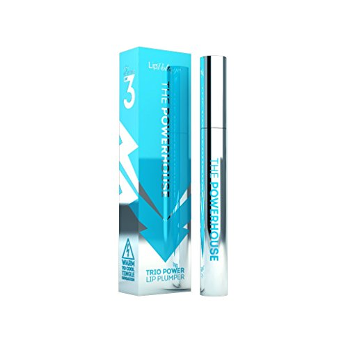 Powerhouse Lip Voltage Lip Plumper - The No.1 Exclusive Lip Gloss Plumper that gives you fuller lips in minutes