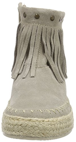 Tamaris 25408, Women's Cold Lined Classic Boots Short Length Beige - Beige (Taupe 341)