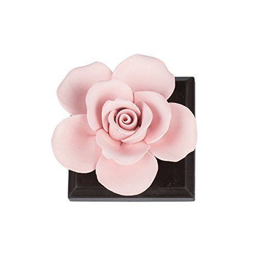 c Artificial Flower Fragrance Diffuser Living Room Bed Room Home Wedding Decoration - Great Gift for Mother's Day Valentine's Day Wedding and Christmas (Red Rose) ()