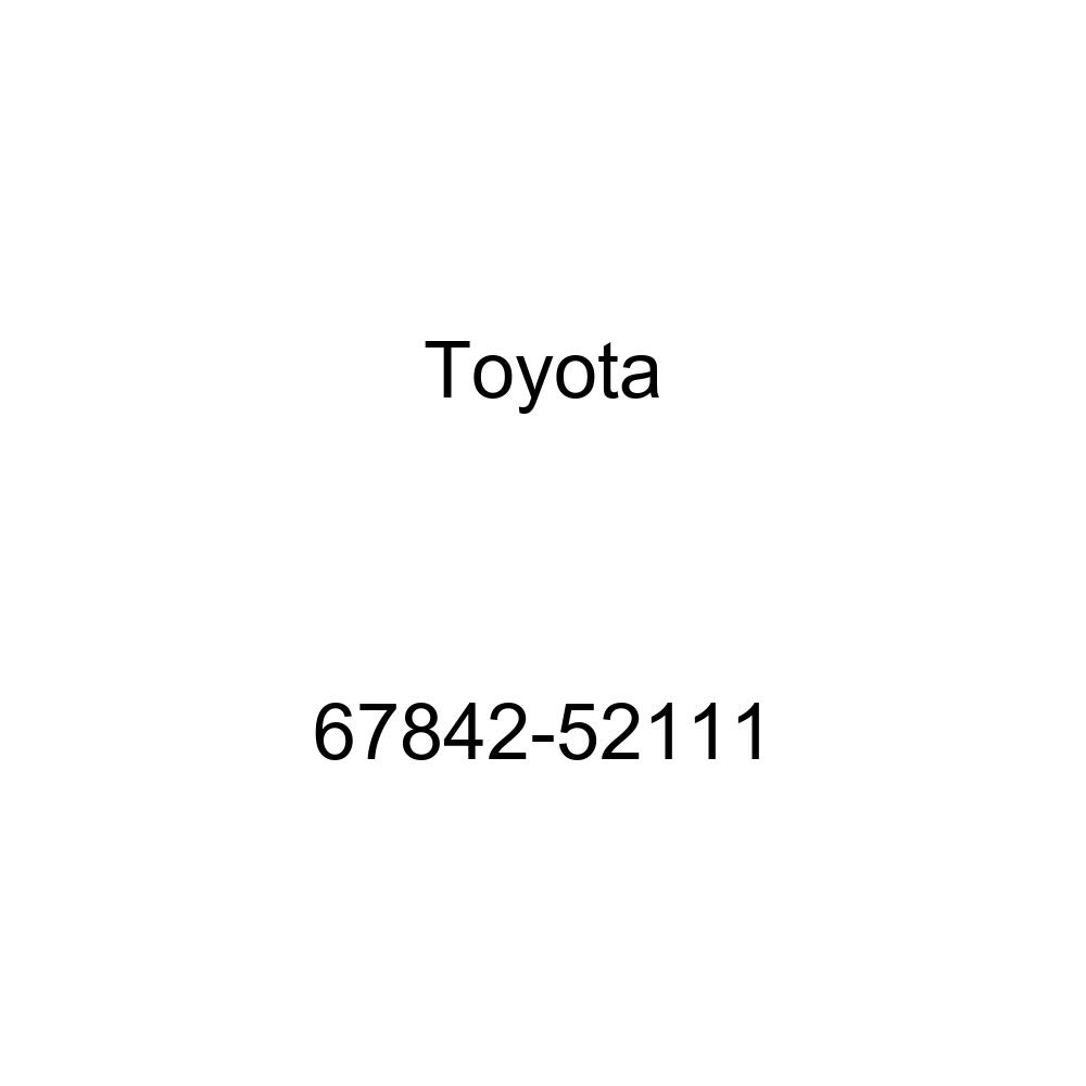 Toyota 67842-52111 Door Service Hole Cover