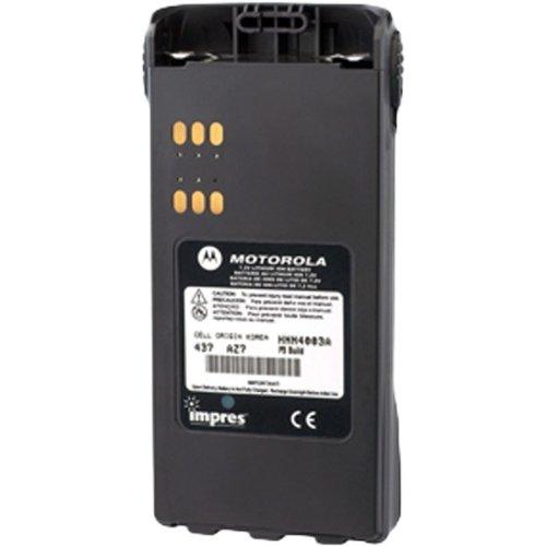 - OEM Motorola HNN4003BR Impres Li-ion, 2000 mAh, 7.5V Standard Battery