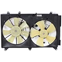 Make Auto Parts Manufacturing - CX-7 07-09 RADIATOR FAN SHROUD ASSEMBLY, w/o Buffer - REPM160903
