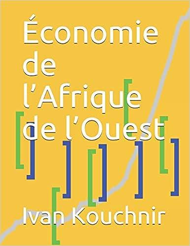 Économie de l'Afrique de l'Ouest