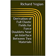 Derivation of Full Elastic Fields for Force Doublets Near an Interface Between Two Materials