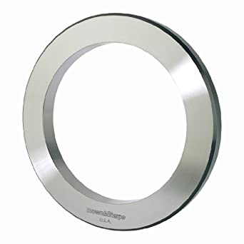 Brown & Sharpe 599-281-5082 Inside Micrometer Setting Ring for Style A and Style B, 125mm Diameter
