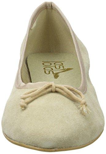 Ls0485 Laslolas Beige Flats Ballerina Kvinners AwUOq1