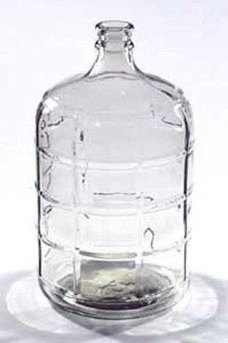 E.C. Kraus 3 gal Glass Carboy ()