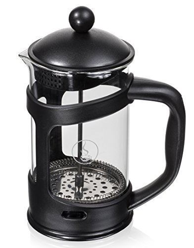 Coffeeget 6 Cup 27 Oz French Press Coffee Maker with Thick Heat Resistant Glass - Buy Online in ...