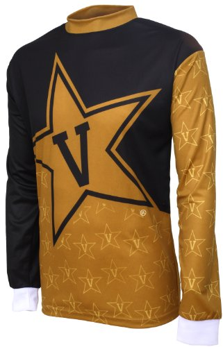 - NCAA Vanderbilt Commodores Mountain Bike Cycling Jersey (Team, Large)