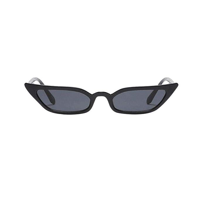 Amazon.com: forthery ojo de gato anteojos de sol anteojos ...