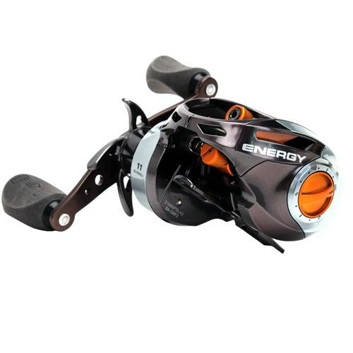 Zebco Energy PT 7.0:1 Baitcasting Fishing Reel, Right Hand Review