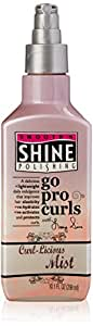Smooth N Shine Go Pro Curls Curl-Licious Mist, 10.1 Ounce