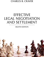 Effective Legal Negotiation and Settlement 2016