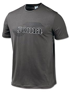 Joma - Camiseta Invictus Gris m/c para Hombre