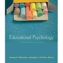 Educational Psychology, Second CDN Edition