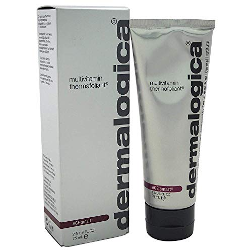 Dermalogica Multivitamin Thermafoliant, 2.5 Fluid - Masque Boost Deep Cleansing