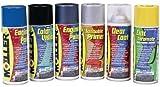 Moeller Mercury Engine Spray Paint, Black