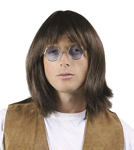 LuxeWigs Sonny Bono Character Halloween Costume -